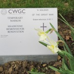The CWGC At work