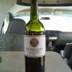 Wine from Wine Country RV Resort