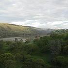 Del Valle Lake in the morning